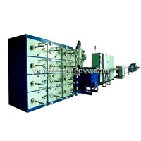 Optical Fiber Secondary Coating Line