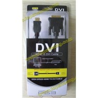 PS3 HDMI to DVI Cable