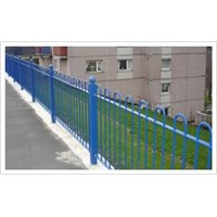 PVC Coated Steel Fencing