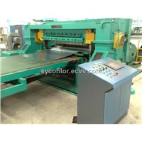 Plate&Sheet Flying Shear Machine