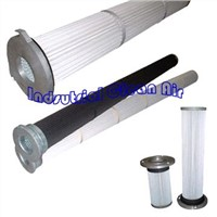 Pleated Filter Bag for Bag Dust Collector