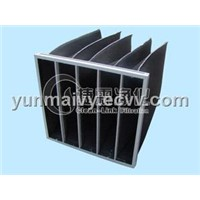 Pocket activated carbon filter(air filter;bag filter)