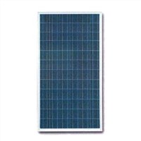 Poly Crystalline Silicon Solar Panel with 235w Peak Power & Anodized Aluminum Frame