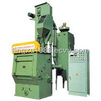 Q32 Series of Shot Blasting Machine