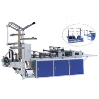 Computer Side Hot Sealing & Cutting Bag Making Machine (RHT-500-800)