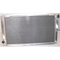 Performance Aluminum Automobile Radiator For Racing Car