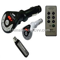 Remote Control Function FM Transmitter