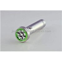 Stainless Steel Flashlight (FTS2D7E8)