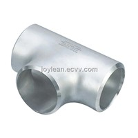 Seamless stainless steel pipe fitting