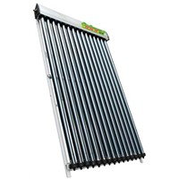 Separate Pressurized Solar Collector