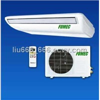 Split floor ceiling type air conditioner