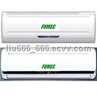 Split wall mounted type air conditioner