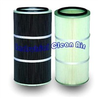 Spun Bond Polyester Filter Cartridge
