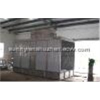Stainless Steel CTI Certified Cross Flow Rectangular Cooling Tower (JNT Series)