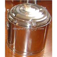 Stainless Steel Heat Retaining Drum
