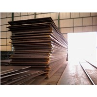 Steel Plate for Atmospheric Corrosion Resistance