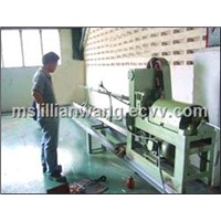 Steel Rod Straightening Cutting Machine
