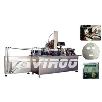 Fully Automatic Facial Mask Packing Machine (VPD-300)