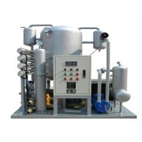 Vacuum Oil Recycling Machine for Lubricating Oil