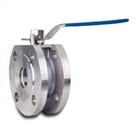 Wafer Type Ball Valve (03)