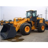 Wheel Loader with 7.5-ton Loading Capacity