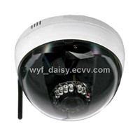 Wifi IP Infrared Dome Camera