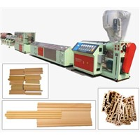 Wood Plastic Composite Profile Production Line