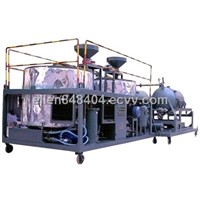ZSC Diesel Engine Oil Recycling Purifier Series