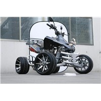 Aggressive 250cc Tricycle