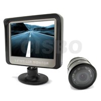 Car Rear View System with 3.5'' Monitor and Camera