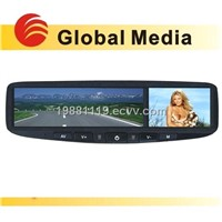 Car Rearview Mirror GPS