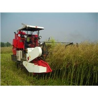 Coleseed Combine Harvester