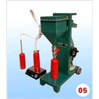 Fire Extinguisher Dry Powder Refilling Equipment