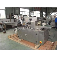 Four Side Seal Flow Wrapping Machine