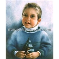 Kids Oil Painting