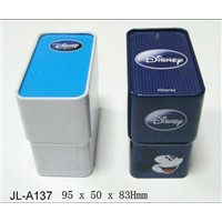 Lunch Tin Box (MJL-A137)