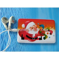 Name Card Style without Display MP3 Player