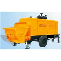 Offer Disel Engine Concrete Pump