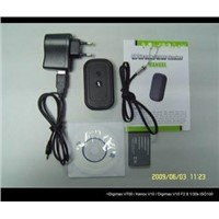 personal GPS tracker with GSM/GPRS network