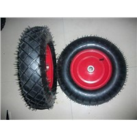 Rubber Wheel 4.80/4.00-8