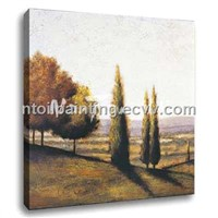 Scenery Oil Paiting