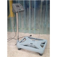 stretch/aluminum casting base platform scale series