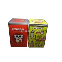 tin bread box