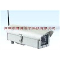 Wireless Monitor CCTV Camera