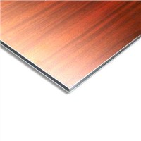 Wooden Design Aluminum Composite Panel