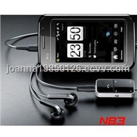 Quad Band Touch Keypad TV Mobile n83