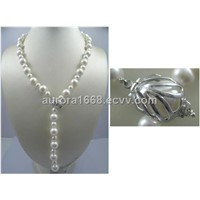 White Necklace (MN15855)