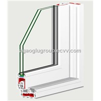 PVC Sliding Window Profile