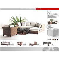 Water Hyacinth Sofa Set (WAIS - 004)