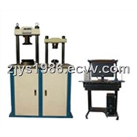 YAW-300B Flexural & Compression Testing Machine